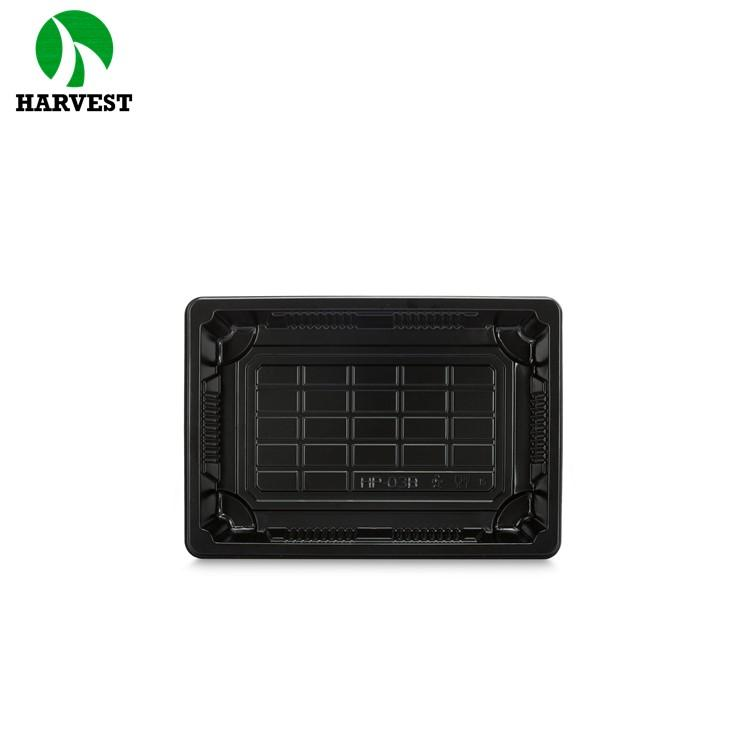 Disposable Plastic Take Away Printing Sushi Tray For Food Packaging - Sushi Trays