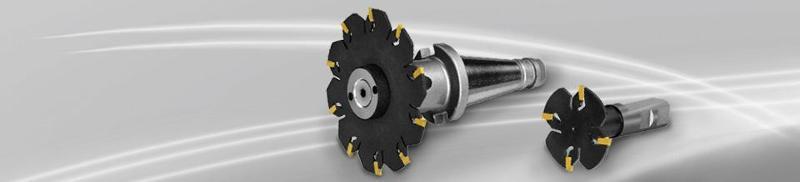 Milling tools - PKD-CBN-machining