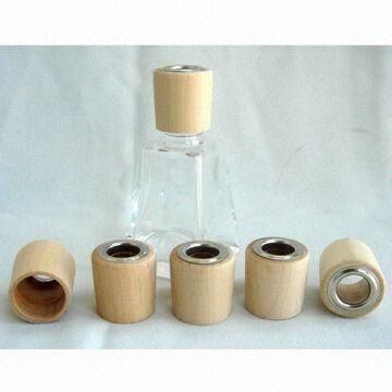 Деревянные крышки - Деревянные кришки для бутылок и парфюмерии
