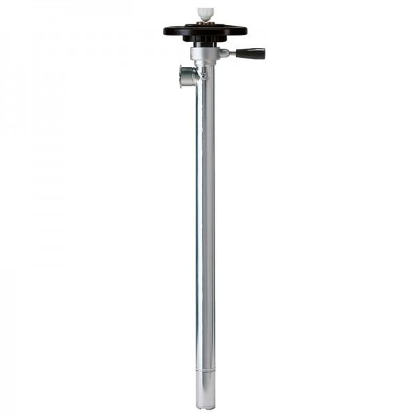 Pump tube for complete drum drainage SS PURE with impeller - Pump Tubes