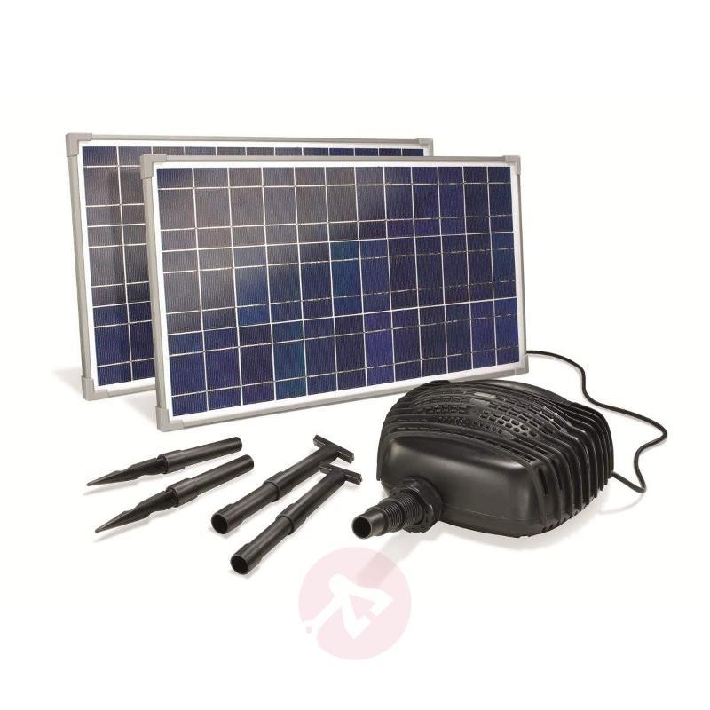 Adria solar stream pump system - Pond Pumps