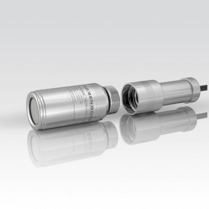 Hydrostatic Level Probe LMK 358 - hydrostatic level sensor / capacitive / for high-viscosity liquids
