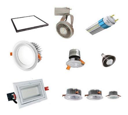 systèmes d'éclairage à LED dédié au tertiaire