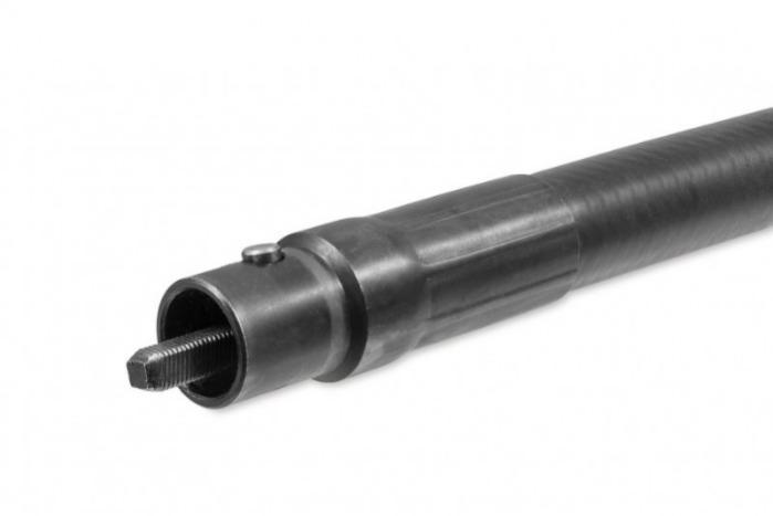 Flexible shaft - DV 6 - Shaft core Ø 6 mm / length 1,50 m / max. Speed: 30.000 rpm