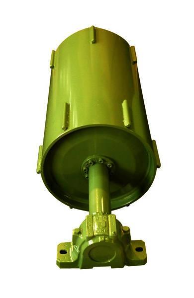 Senkrechtförderer-Klopftrommel - Unser Stahl- & Edelstahlverarbeitungsprogramm