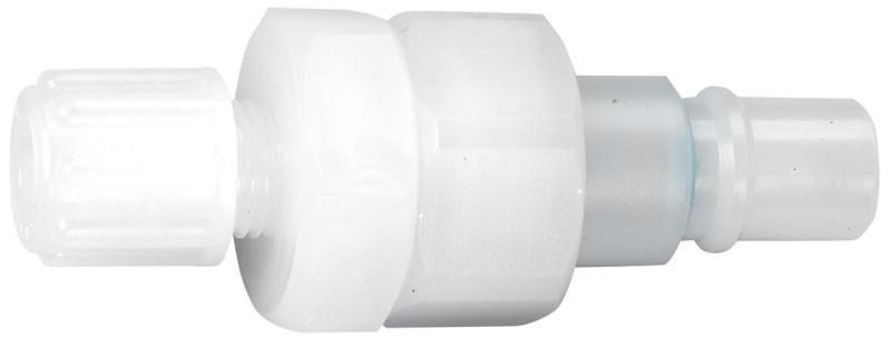 Attacco rapido 3K, nipplo - Attacco rapido, nipplo, raccord pour tuyau souple jusqu'à DN10/12