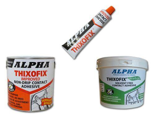 Industrial Adhesives and sealants