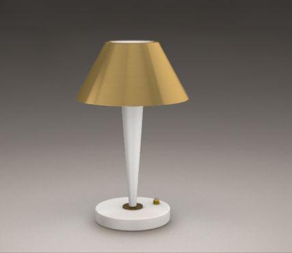 1930s bedside lamp - Model 820