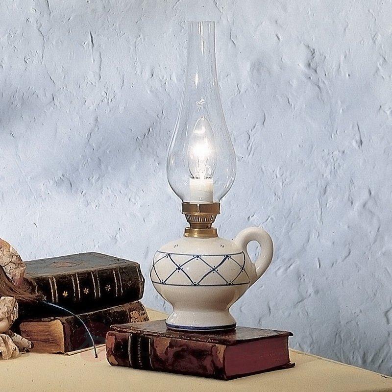 Lampe à poser rustique RUSTICO - Lampes à poser rustiques