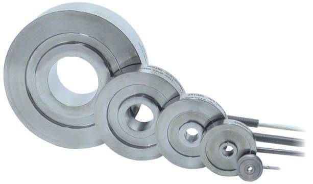 环形压力传感器 - 8438 - 小尺寸、中孔环状平盘设计微型压力传感器,高等级不锈钢材质