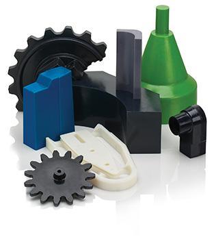 Plastic Finished Parts - Machining