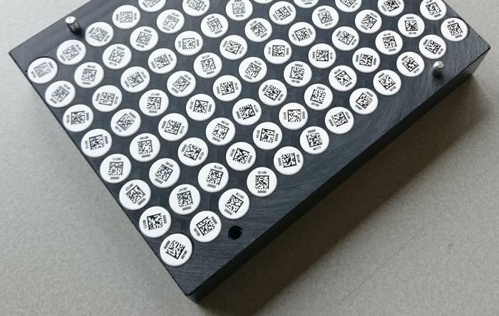 Barcode Keramikschilder - null
