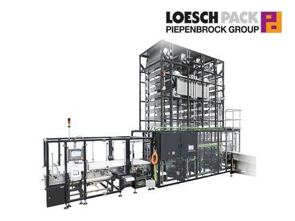 Automatischer Beschickungs-Speicher LOOP ║ LoeschPack ★★★★★ - null