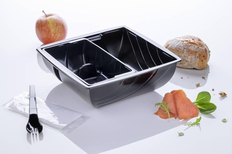 SOLUSNACK - Emballage nourriture standard