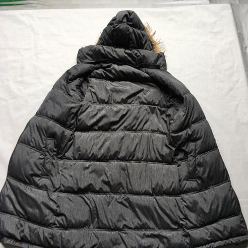 Women's down coat -