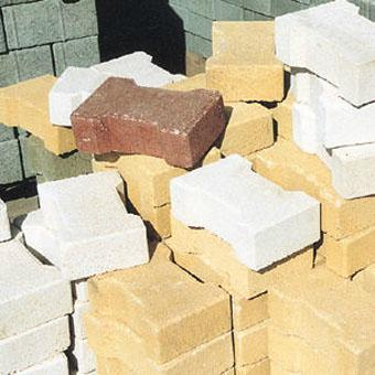 Pigments - Cement products