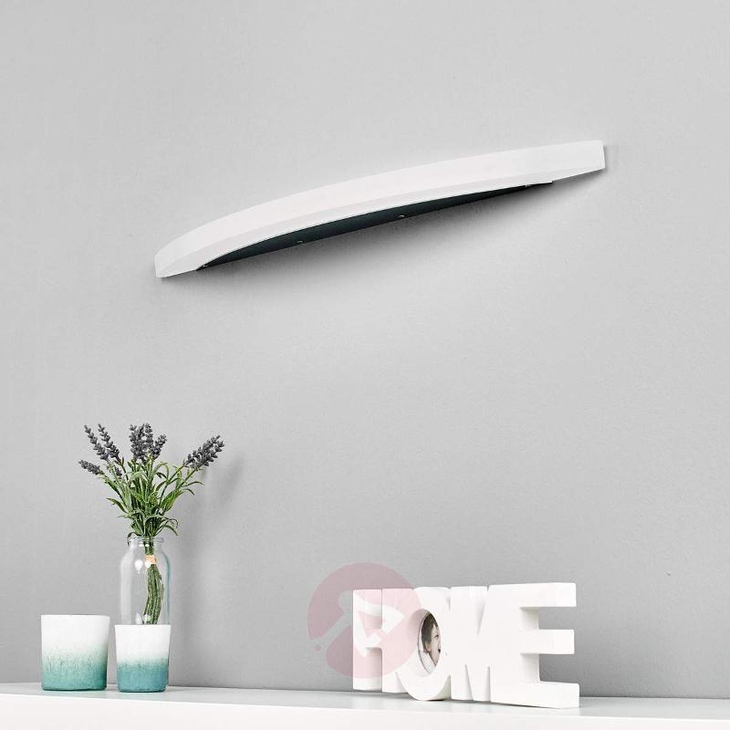 Alicja semi-circular LED wall light - Wall Lights