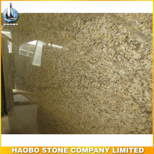 Giallo Ornamental Granite Slab Poished Pictures