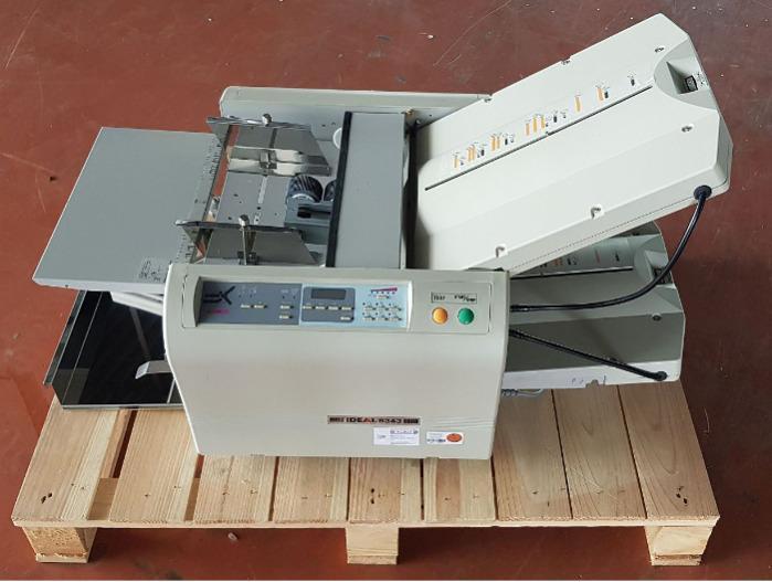 Ideal 8343 - Used Machine