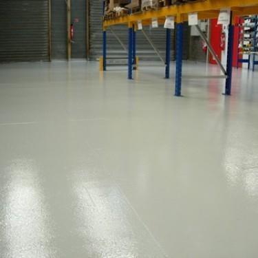 Peinture de sol à résistance chimique - Solid'sol Epoxy