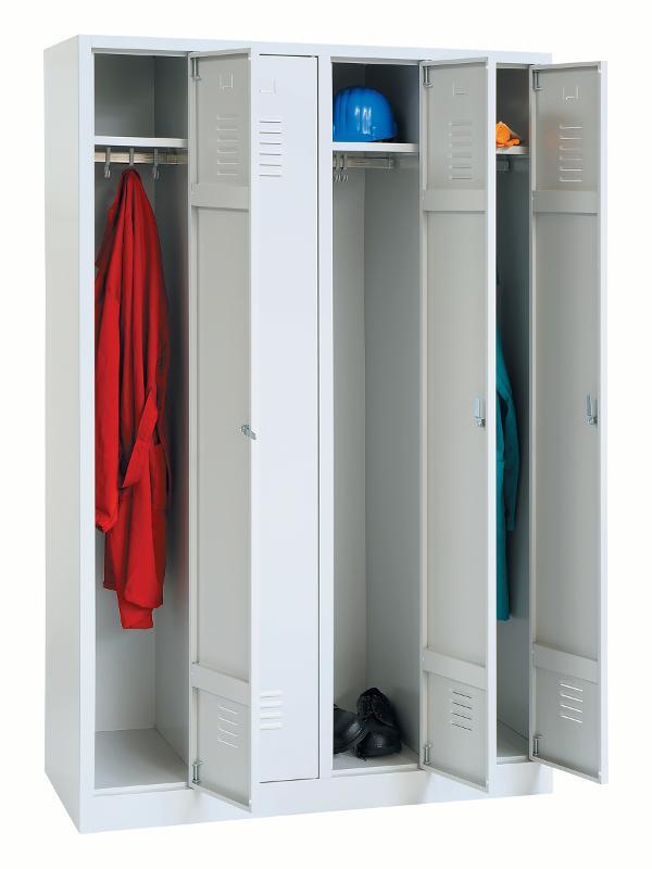 Stahl-Kleiderschrank/Garderobenschrank