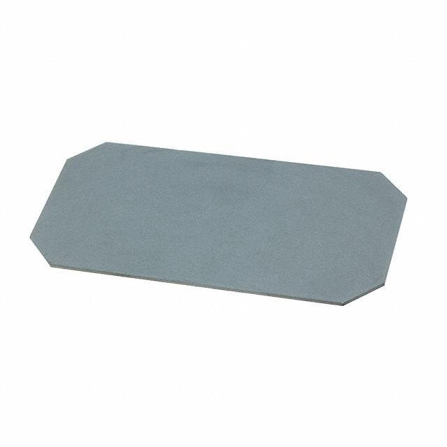FERRITE PLATE 97.5MMX50MMX1.1MM - Laird-Signal Integrity Products 33P3839-0M0