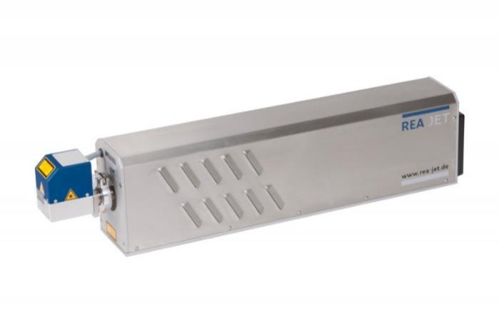Sistemi di marcatura con laser - REA JET CL - Marcatura di imballaggi, plastica e l'incisione diretta di generi alimentari