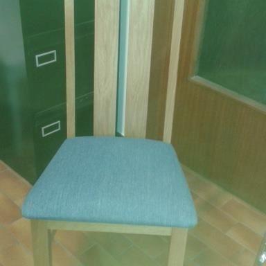Oak chair -