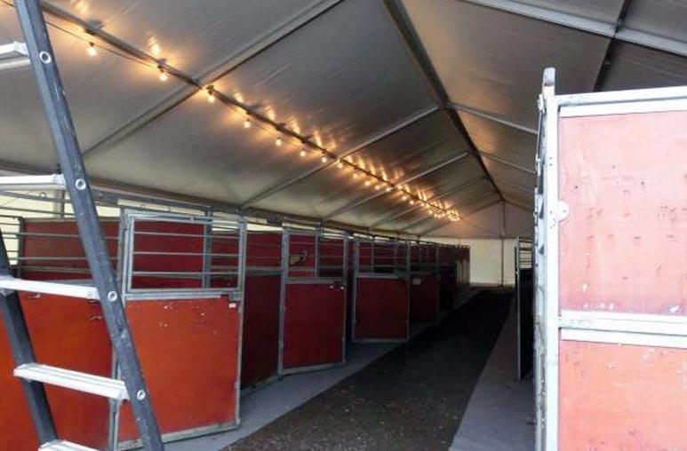 Sports équestres - Système de construction - Bâtiments sportifs et Espaces Loisirs
