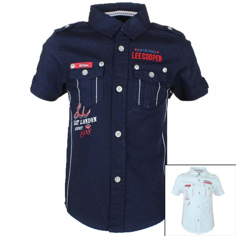 Fournisseur et grossiste en ligne chemise Lee Cooper