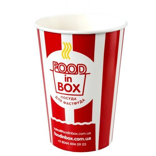 Стаканы для попкорна - Стаканы для попкорна или сыпучих продуктов