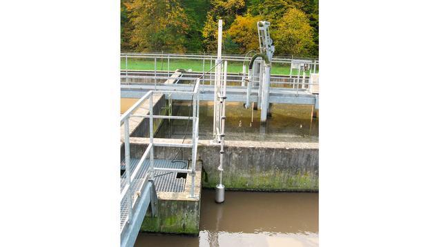 analyse liquides produits - capteur multiparametre CAS74