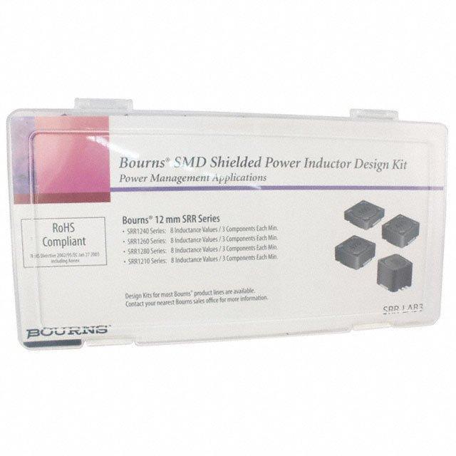 INDUCTOR POWER DESIGN KIT SMD - Bourns Inc. SRR-LAB3
