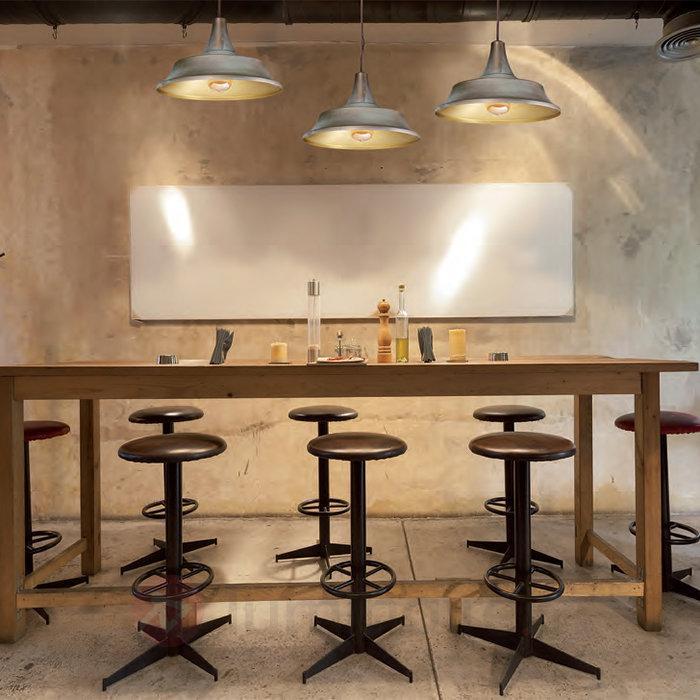 Suspension au design nostalgique Birma - Cuisine et salle à manger