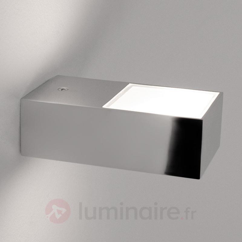 Applique ASHLAR éclairage en haut et en bas - Salle de bains et miroirs