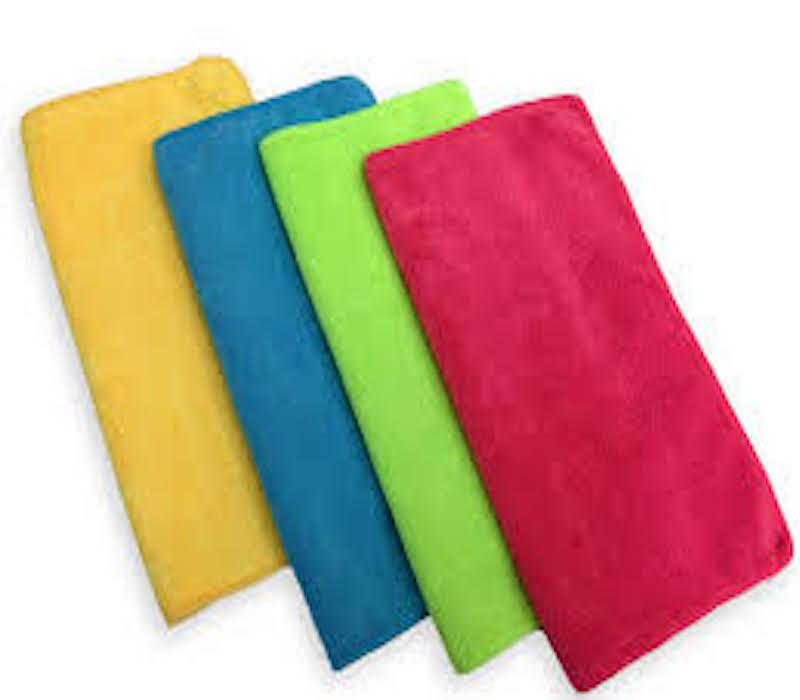 Microfibre Clothes  -cleaning clothes