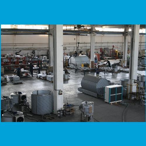 Rollbond evaporator - Rollbond evaporator for cooling