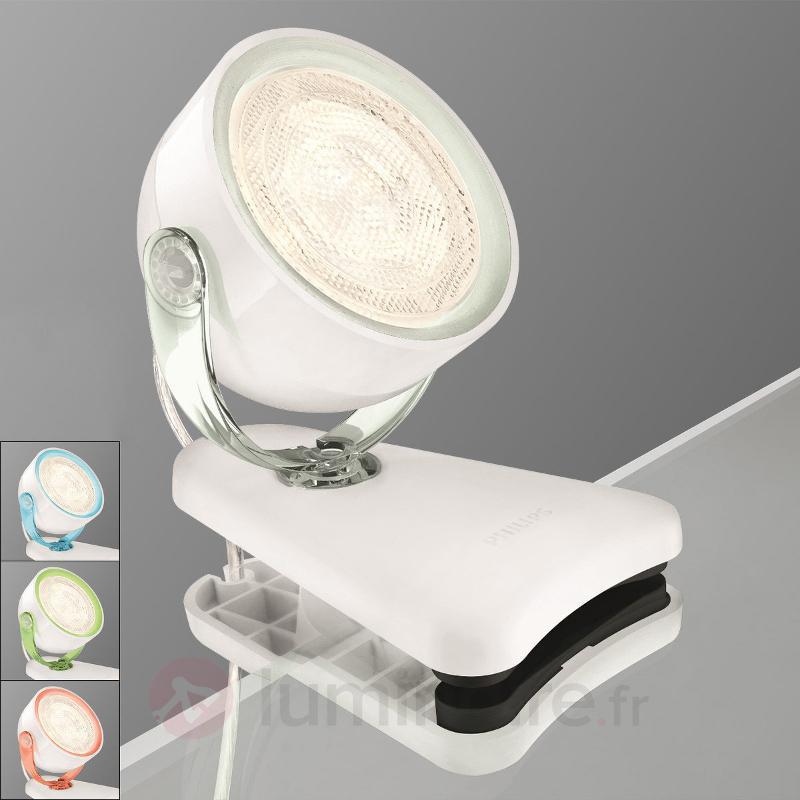 Lampe à pince LED Dyna - Lampes à pince