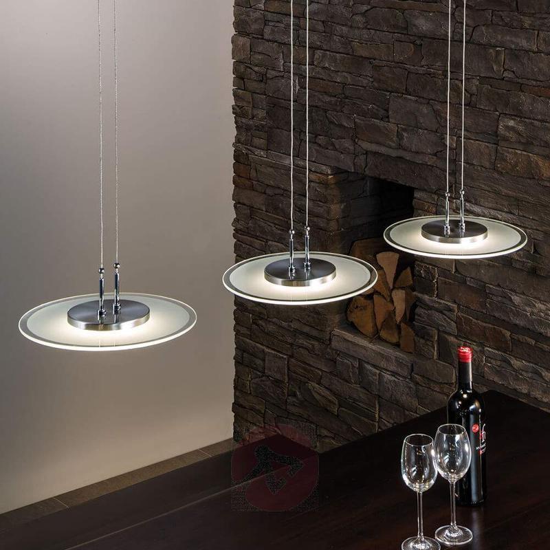 Three-bulb pendant light Shine LED - Pendant Lighting