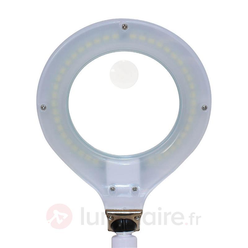 Mini-lampe à loupe LED DUPLEX - Lampes-loupe