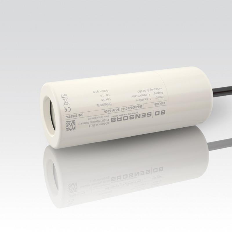 Hydrostatic Level Probe LMK 809 - hydrostatic level sensor / for water / for high-viscosity liquids