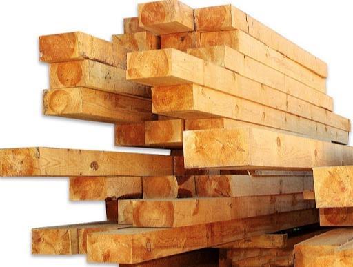 Construction wood -