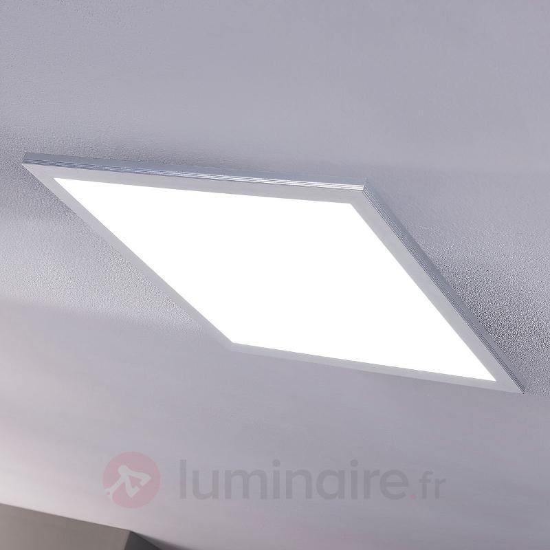Panneau LED Liv, couleur et intensité variables - Plafonniers LED