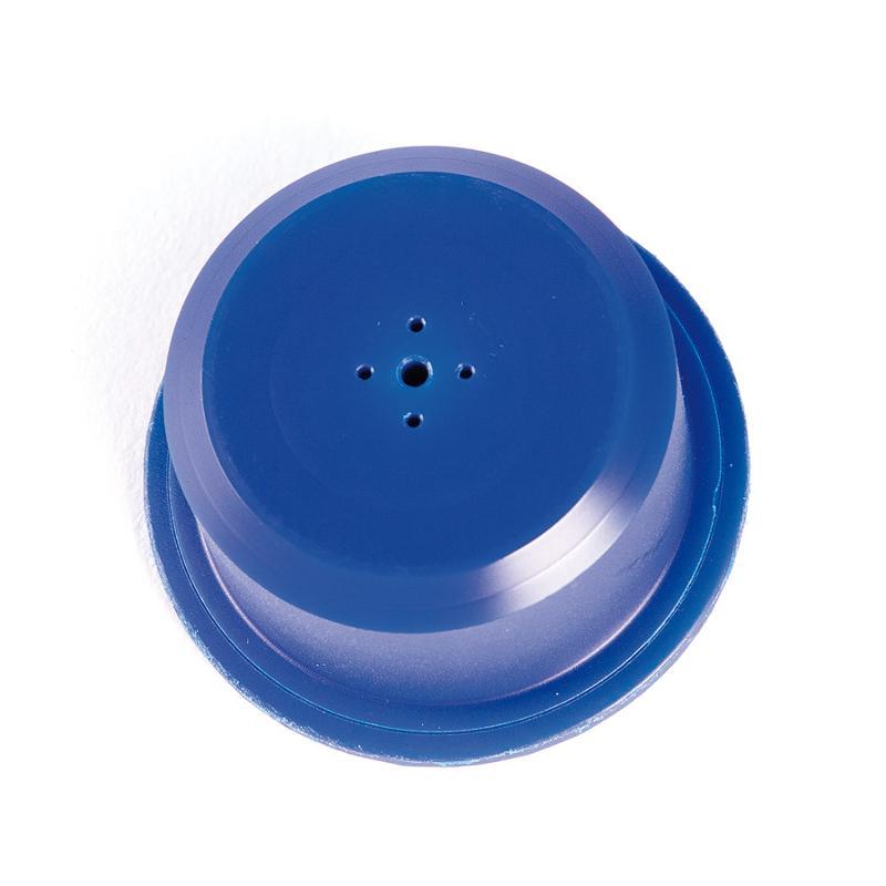 "Plastic ball caster ""BlueLine"" (for e.g. food industry) - null"
