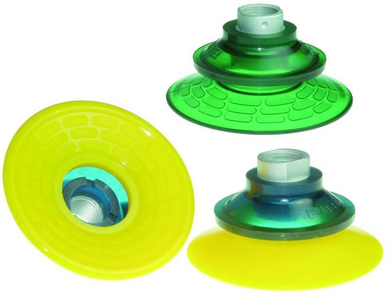 ventouses - BF - 1½ Soufflets Plates DURAFLEX® (80–110 mm)