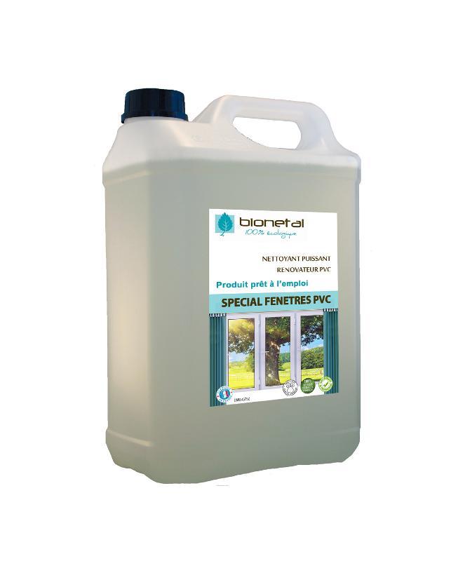 Nettoyant PVC – Prêt à l'emploi - Nettoyants 100% naturels pour le professionnel et l'industrie