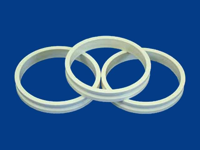 Single-groove Plastic ABS Ring - Drybox Isolator Accessories - SKU: [9024/ABS]