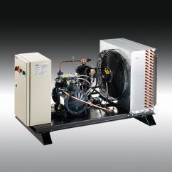 refrigeration-systems / indoor - UCA