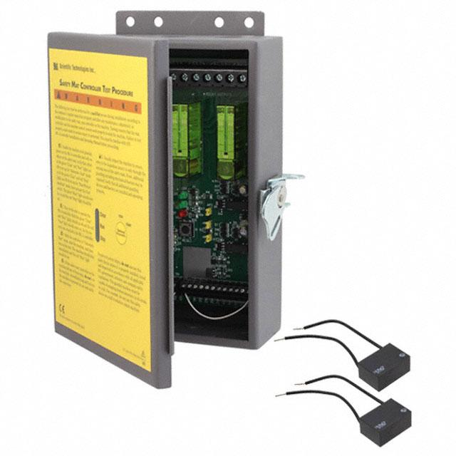 CONTROL SAFETY MAT 100-240V - Omron Automation and Safety MC4-0010