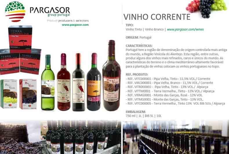 Vinho - Vinho Tinto | Branco | Rosé